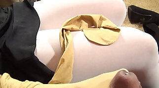 Pantyhose porno movies centering on revealing legwear and more